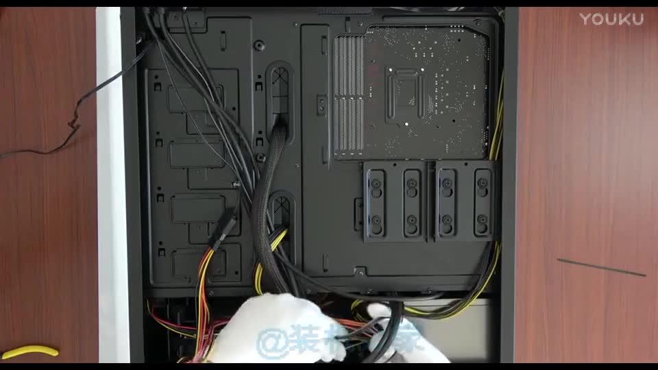 一步一步学装机_最新的电脑组装教程 组装台式机全过程步骤_高清
